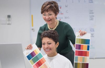 Image Consultant Training on Colour Theory with Christina Ong 3