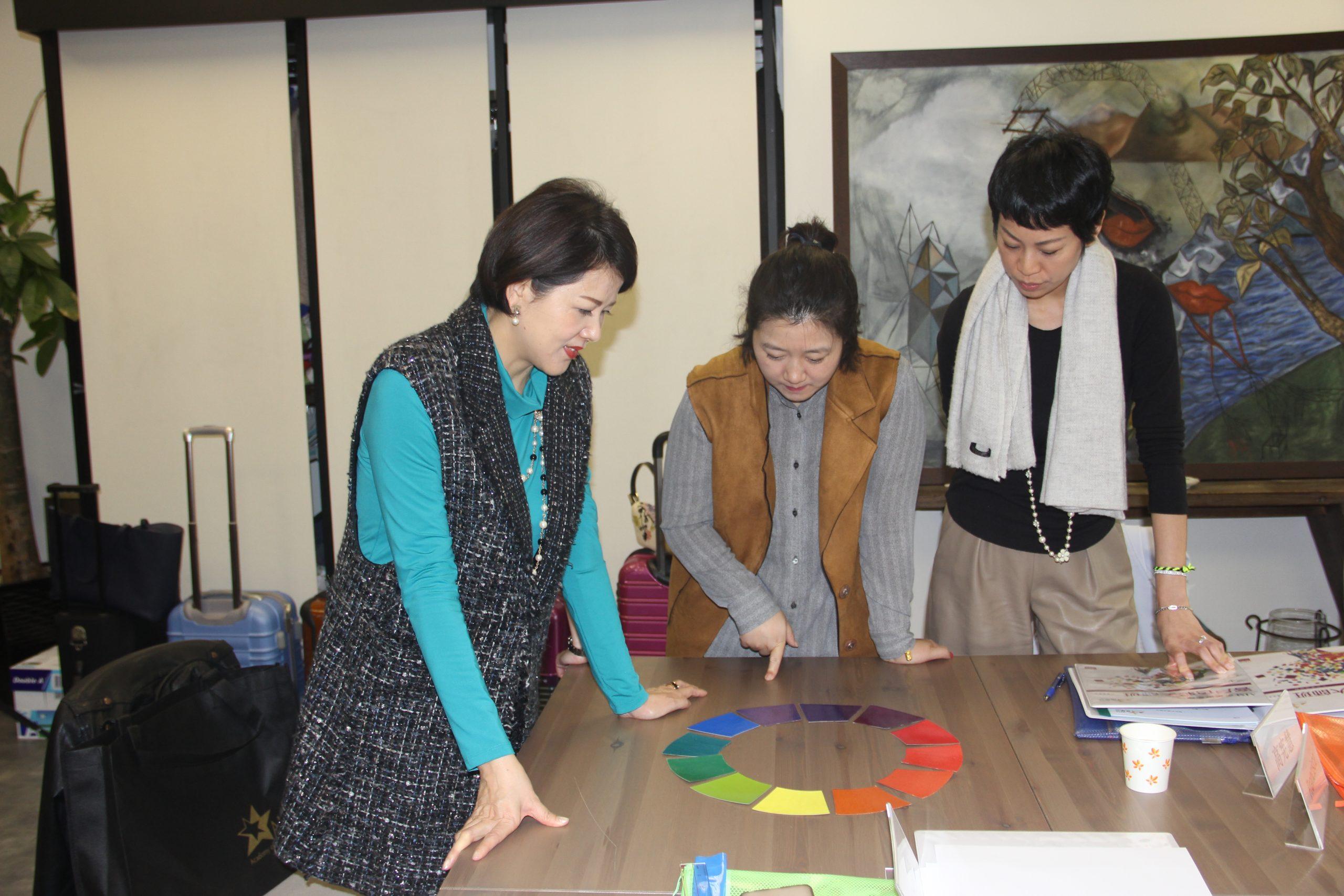 桌星形象学院香港分院基础形象顾问课程 2