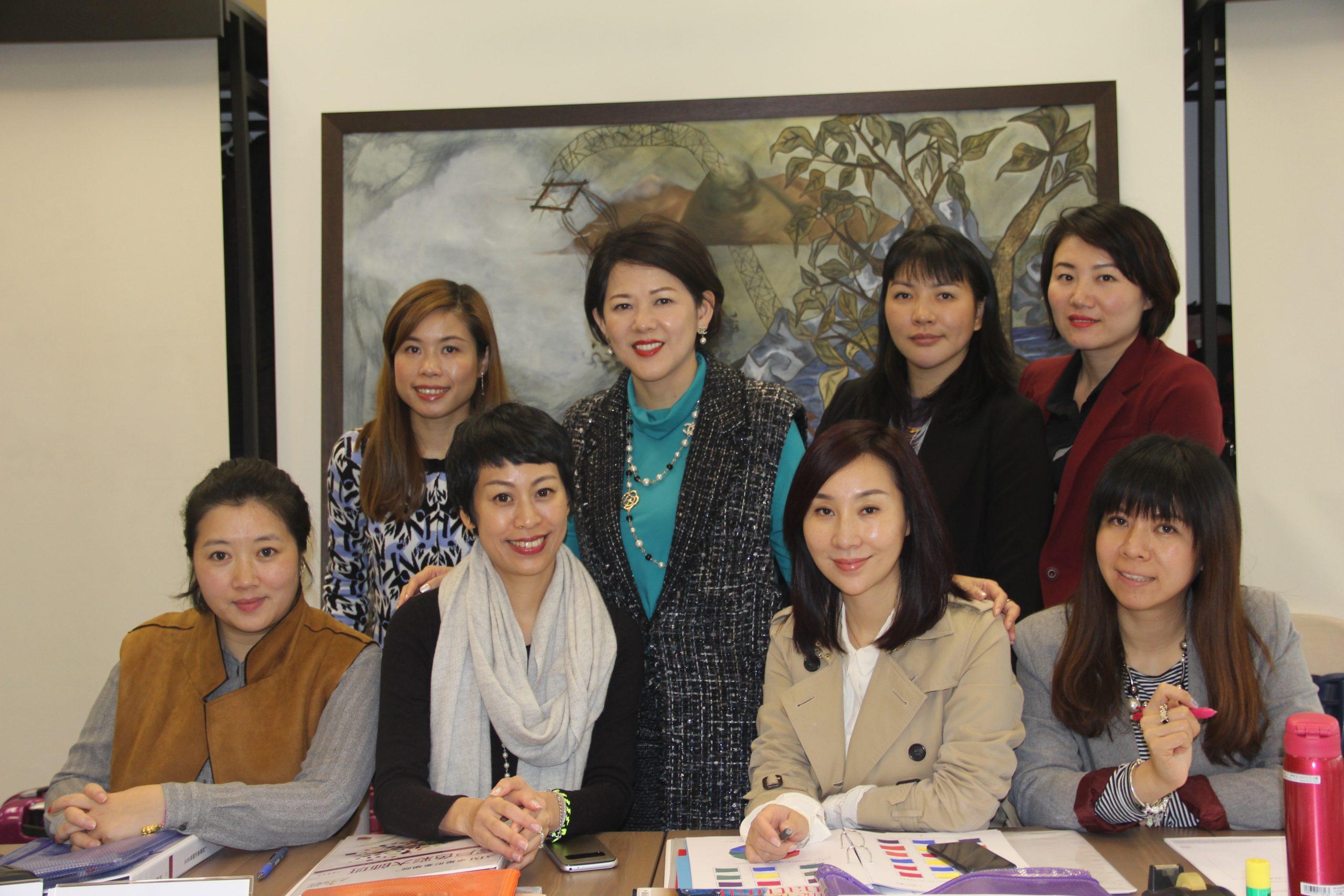 桌星形象学院香港分院基础形象顾问课程