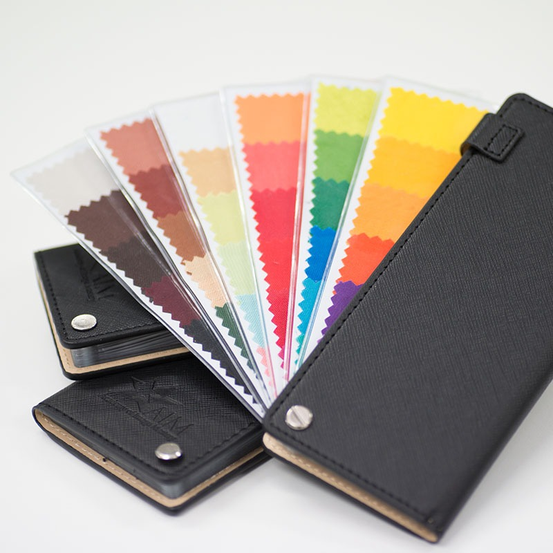 Image Consulting Tools Kits - ColourSmart wallet 3