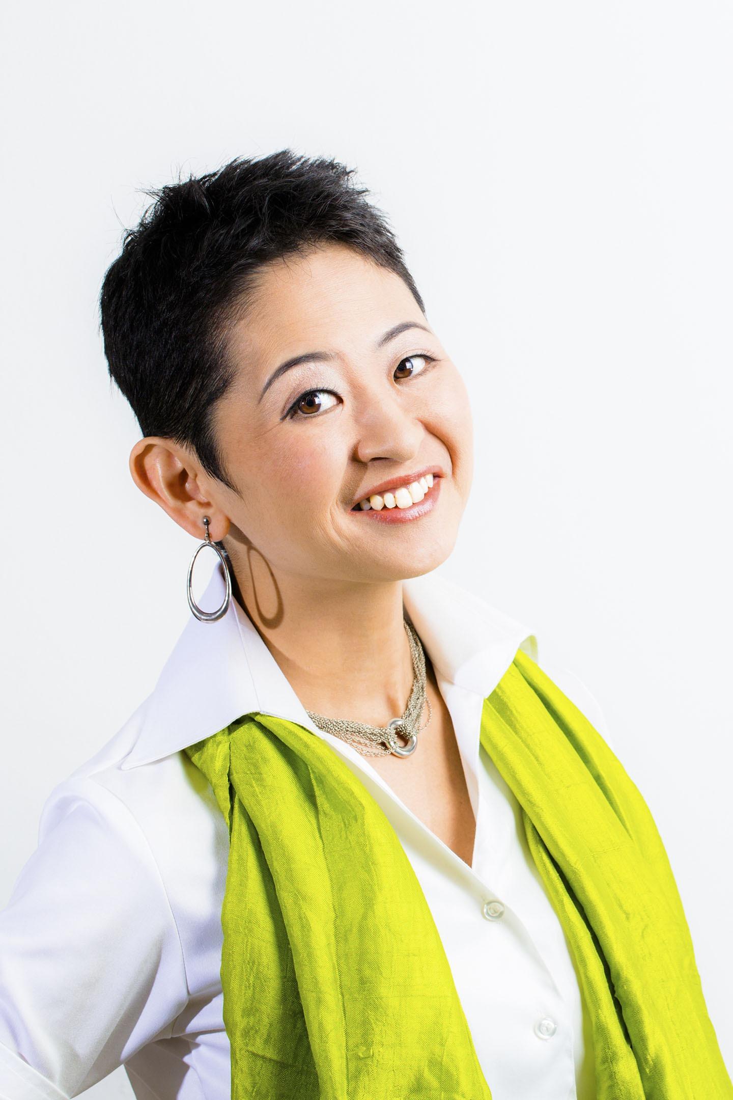 Testimonial from Image Consultant Kanako Mori
