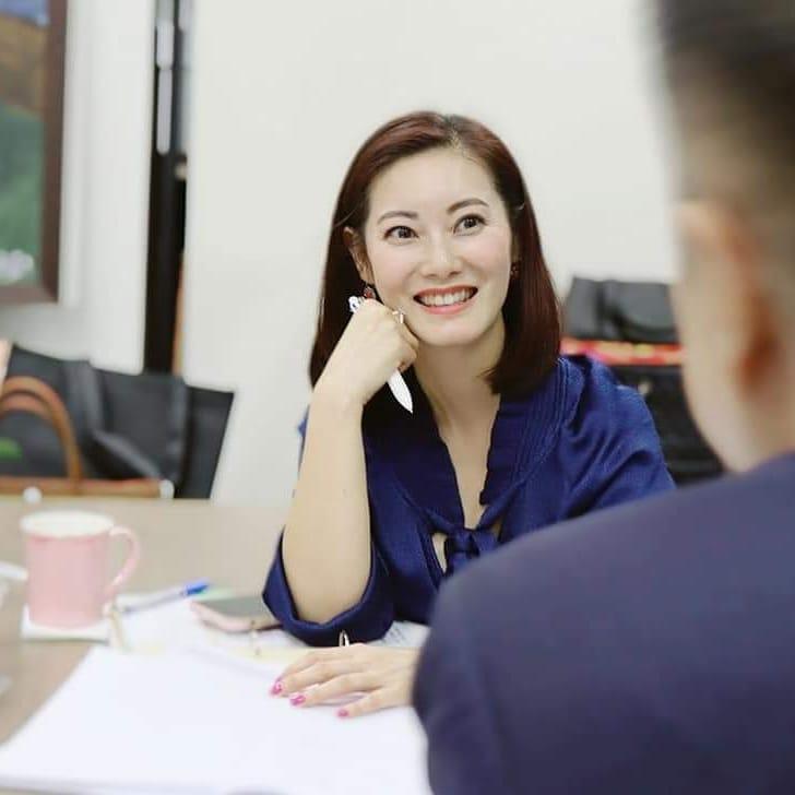 桌星形象学院香港分院国际商务礼仪培训课程 5