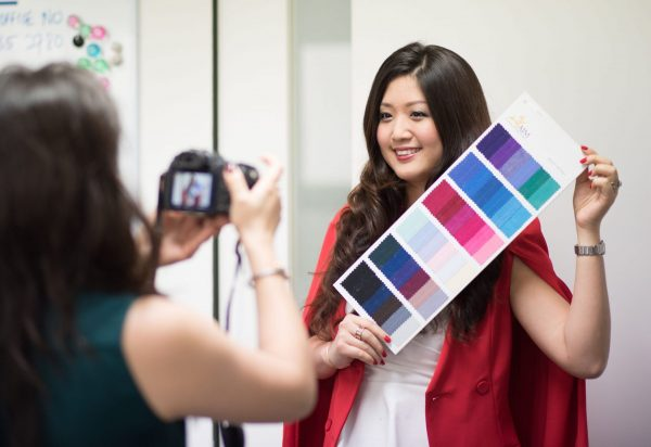 Image Consultant Training on Colour Theory with Christina Ong 5